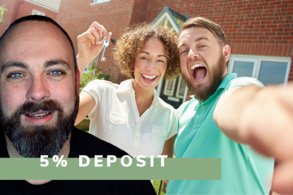 Mortgage guarantee scheme to help property buyers with a 5% deposit